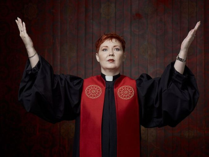 BenedictionPose